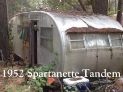 1952 Spartanette Tandem